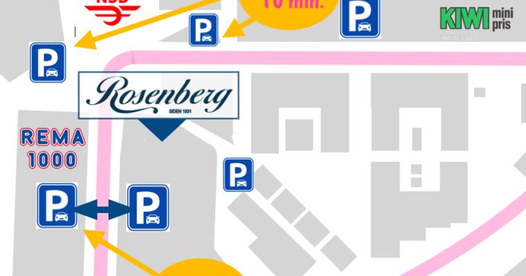 Hvor du parkerer?